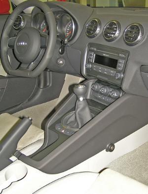zámek řazení Construct - Audi TT